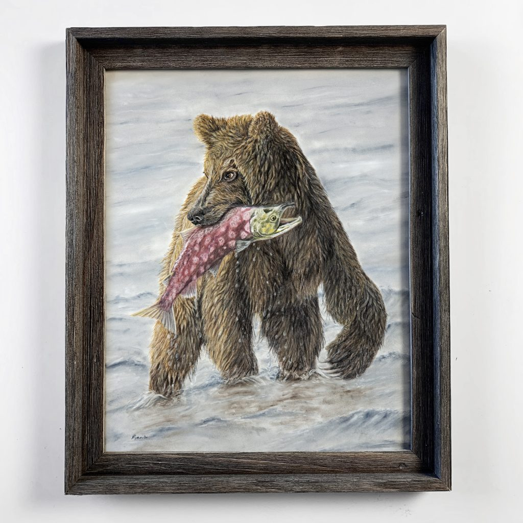 grizzly framed